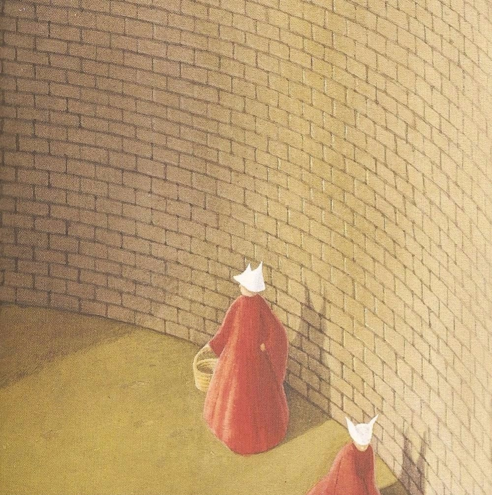 on margaret atwood s the handmaid s tale and yearning burning i started reading margaret atwood s the handmaid s tale after the 2016 election the book felt timely as we as a people confronted an uncertain political