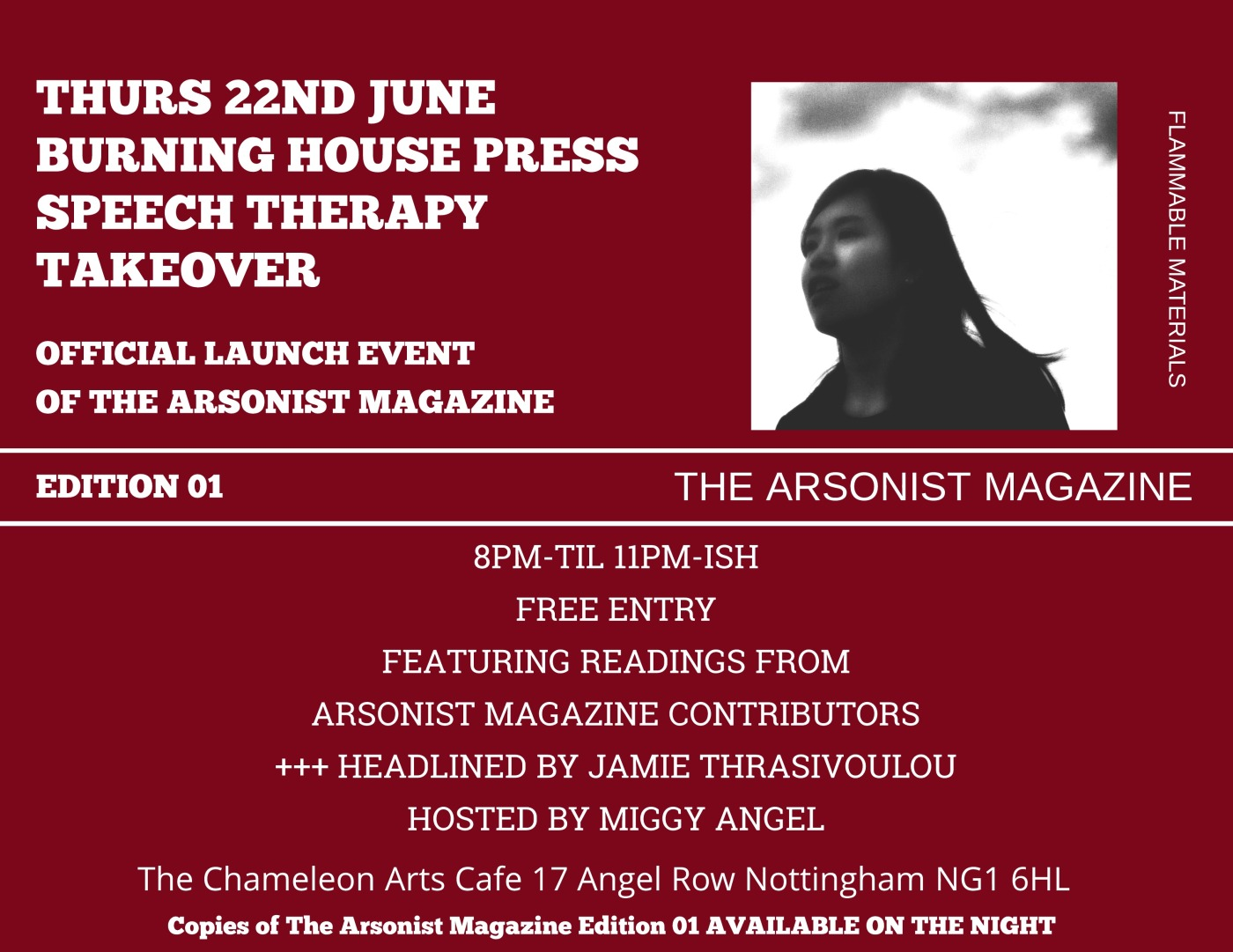 magazine launch speech
