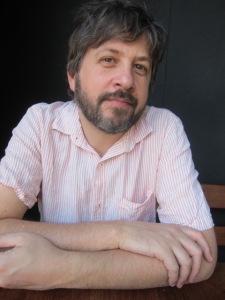 David Naimon headshot photo