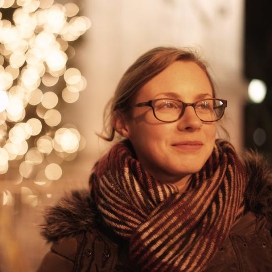 Erin at Washington Square