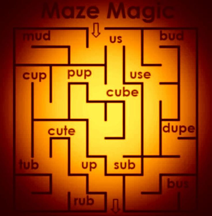 2 Maze Magic-thomas