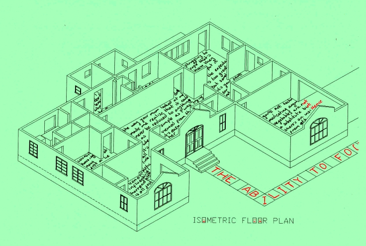 ISOMETRIC FLOOR PLAN - David Turner