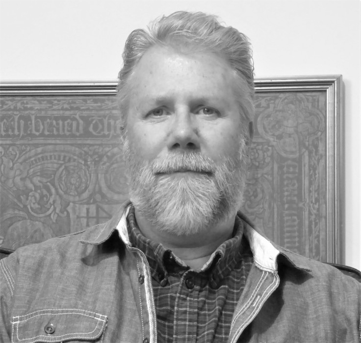Mike Ferguson AUTHOR PHOTO